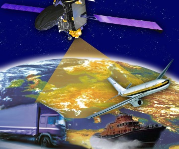 The US GPS global satellite navigation system has an accuracy of 5–10 m. Across our continent that accuracy is greatly sharpened to 1-2 m through the European Geostationary Navigation Overlay Service (EGNOS), an operational precursor to Europe's coming Galileo global satnav system. EGNOS broadcasts augmented information through a trio of geostationary satellites linked to a network of monitoring ground stations. Copyright: ESA