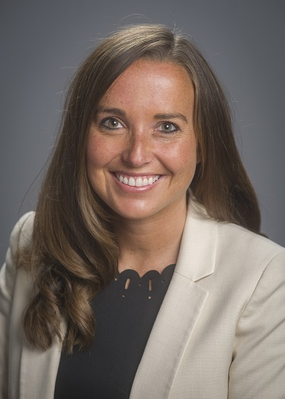 Head shot of Dr. Alexandra Abney, PhD (Marketing, Industrial Distribution, and Economics), 2018.