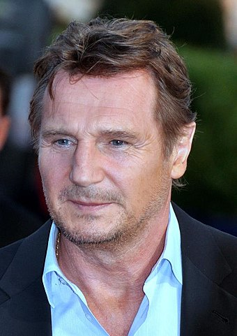 Liam Neeson - By Georges Biard, CC BY-SA 3.0, https://commons.wikimedia.org/w/index.php?curid=23693297