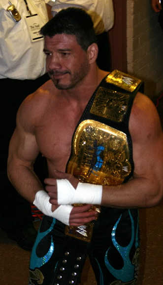 O αείμνηστος παλαιστής Eddie Guerrero. Φωτογραφία:By static - Flickr, CC BY-SA 2.0, https://commons.wikimedia.org/w/index.php?curid=5566302