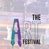 Logo the art festival