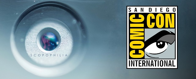 Scopophilia - Comic-Con Cover