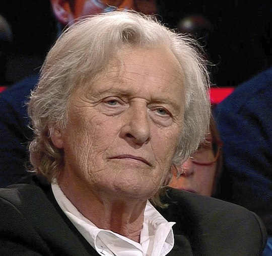 Rutger Hauer (2018)-Φωτογραφία: By DWDD - DWDD, CC BY 3.0, https://commons.wikimedia.org/w/index.php?curid=67713223