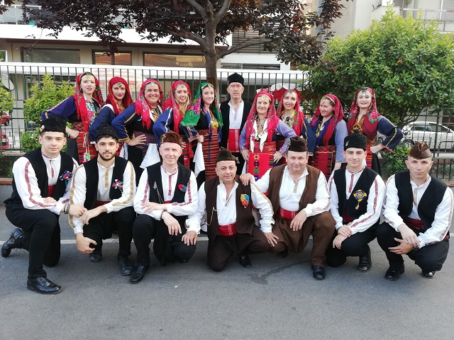 Eastern Rumelia Folklore Dance Group of Thessaloniki