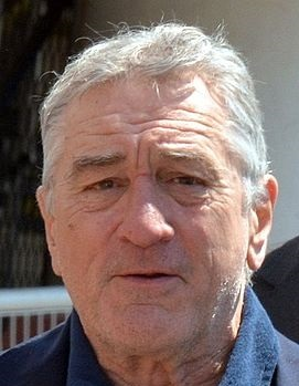 Robert De Niro -Φωτογραφία: By Georges Biard, CC BY-SA 3.0, https://commons.wikimedia.org/w/index.php?curid=49203466