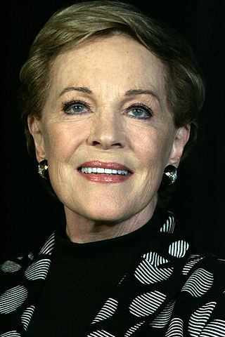 Η ηθοποιός Jiulie Andrews το 2013 στην Αυστραλία. By Eva Rinaldi - Julie Andrews, CC BY-SA 2.0, https://commons.wikimedia.org/w/index.php?curid=26475183