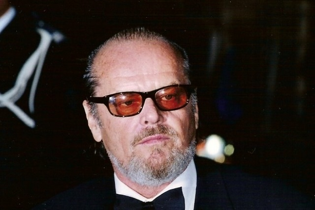 Ο ηθοποιός Jack Nicholson το 2002. Φωτογραφία:By Georges Biard, CC BY-SA 3.0, https://commons.wikimedia.org/w/index.php?curid=8944238