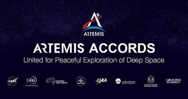 Artemis Accords- Φωτογραφία- Credits: NASA