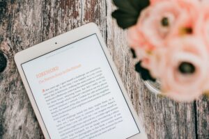 Ebook-Photo by Lisa from Pexels
